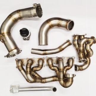 Walton Motorsport BMW N54 RHD Single Turbo Manifold