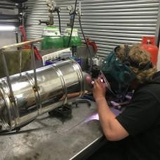 Walton Motorsport Exhaust System