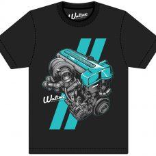 Walton Motorsprot 2JZ T-Shirt