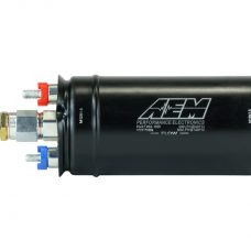 AEM 400LPH Metric Inline High Flow Fuel Pump (50-1009)
