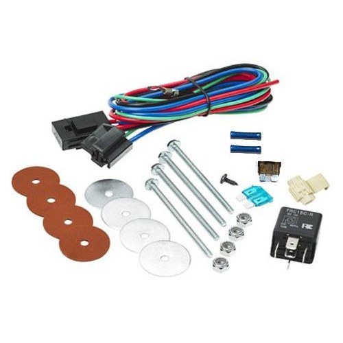 Davies Craig Universal Fan Fitting Kit (24-volt)