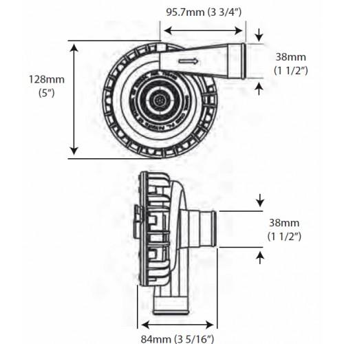 davies craig ewp115 alloy pump  u0026 lcd controller combo