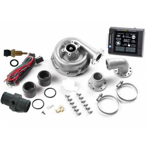 Davies Craig EWP130 alloy pump & LCD controller combo