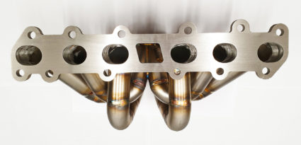 Walton Motorsport Toyota 2JZ Turbo Manifold (Type A Garrett V-Band)