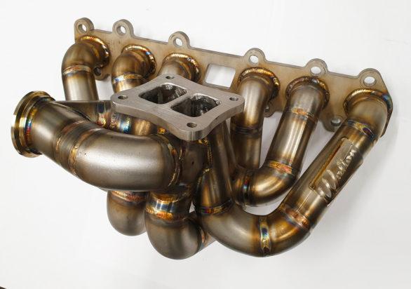 Walton Motorsport Toyota 2JZ Turbo Manifold T4 Twinscroll (Type A T4 Twinscroll WG50)