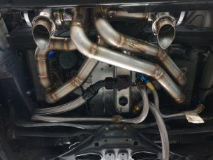 Big Turbo Subaru Impreza