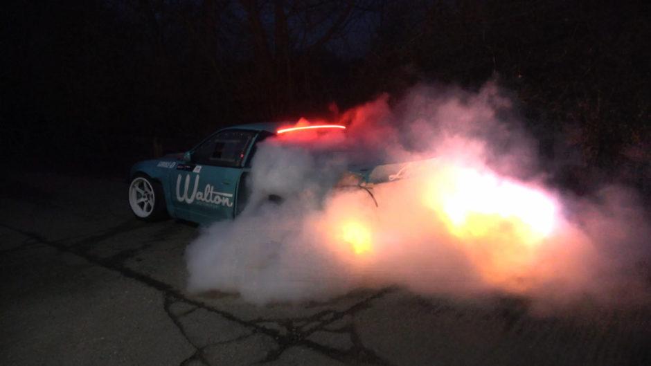 Walton Motorsport Anti Lag Flame