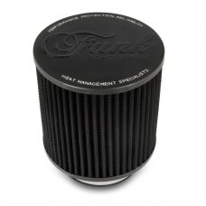 "Funk Motorsport 3"" Black Stubby Performance Air Filter (Universal)"