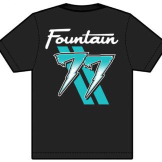 Fountain 77 T-shirt