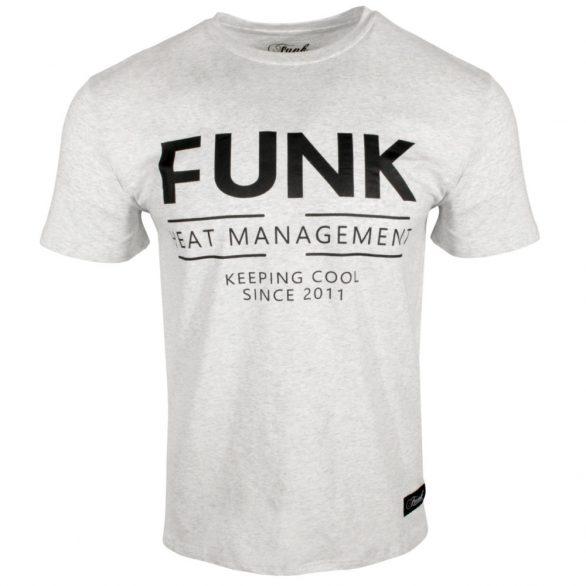 "Funk Motorsport White ""KEEPING COOL SINCE 2011"" Tee"