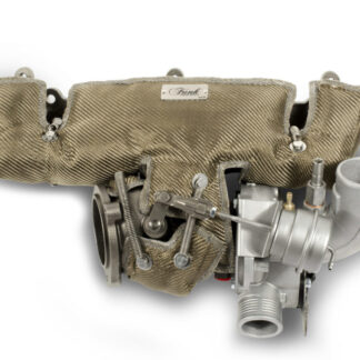 Funk Motorsport Mk2. Ford Focus ST + RS Turbo & Manifold Blanket
