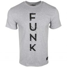 "Funk Motorsport Grey ""F U N K"" speed Tee"