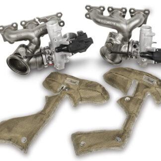 Funk Motorsport BMW S55 Turbo & Manifold Blanket (M2, M3, M4) (PAIR)