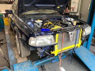 Audi 80 Turbo
