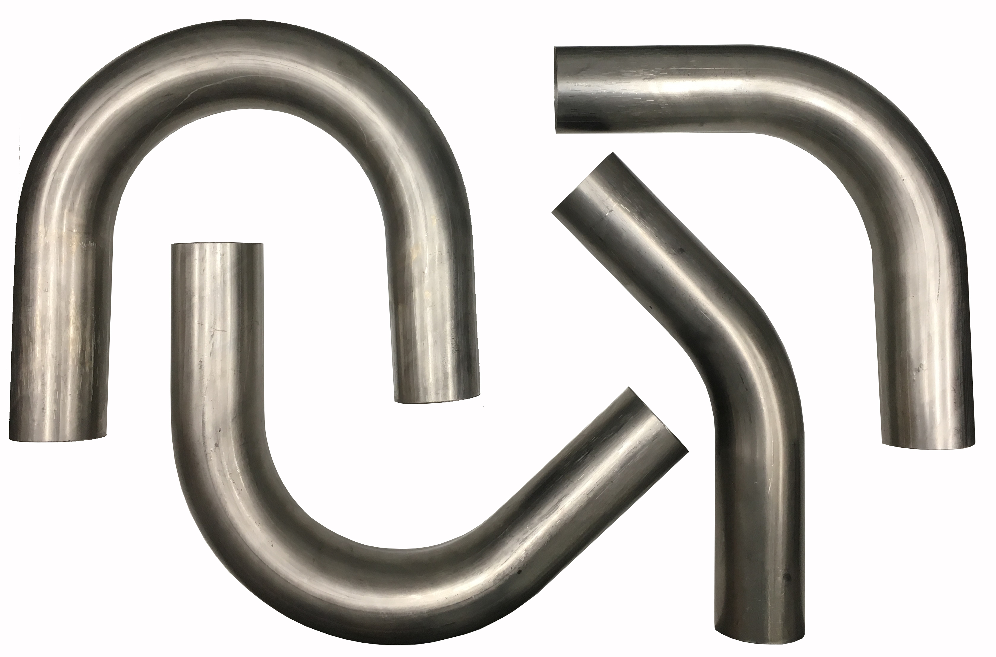 304 Stainless Steel Mandrel Bends