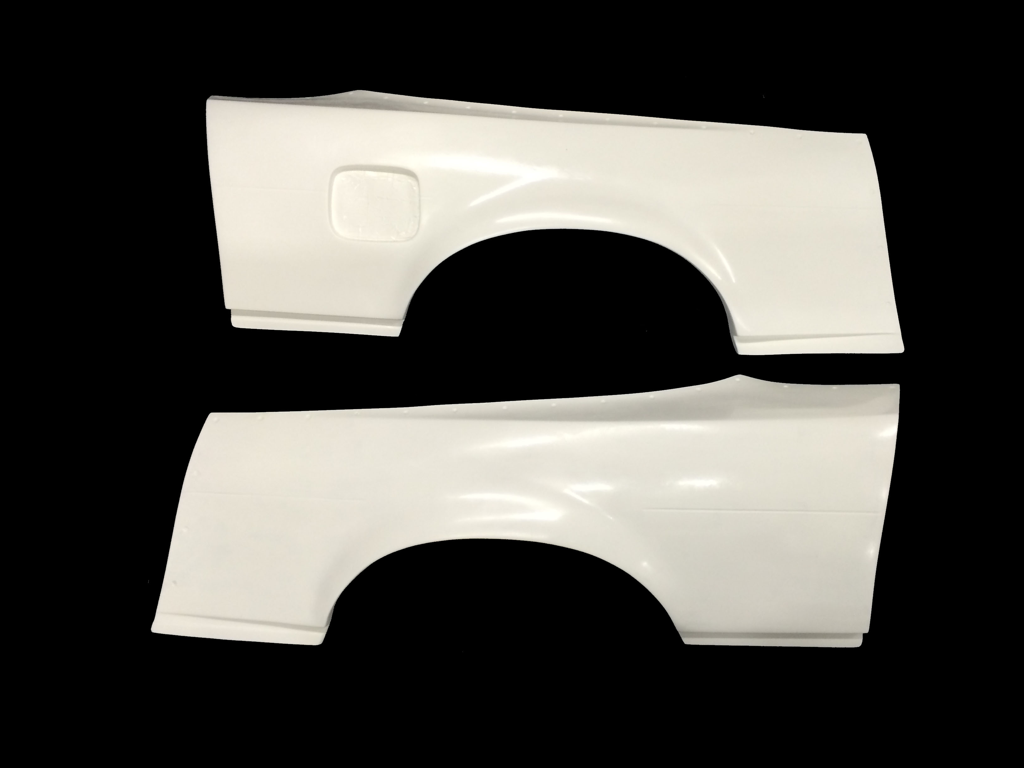 Kinzuru Kits Nissan S13 Koguchi Power Style Overfenders +70mm