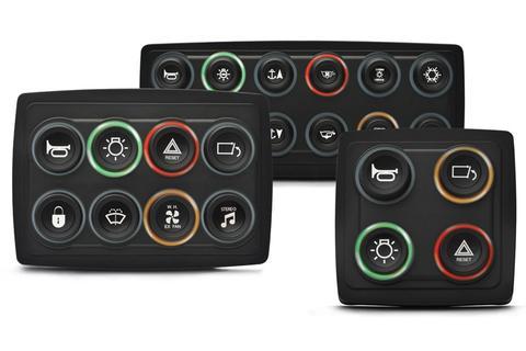 ECU Master Keypad for PMU