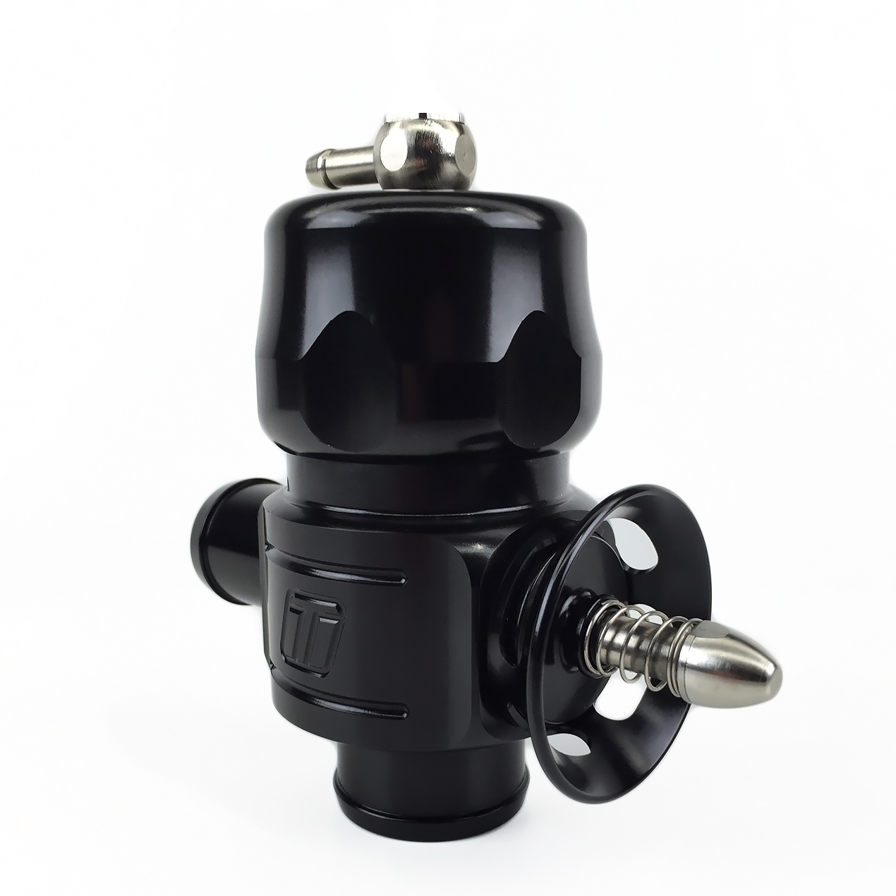 Turbosmart BOV Smart PortDual Port Subaru WRX 2015+ - Black