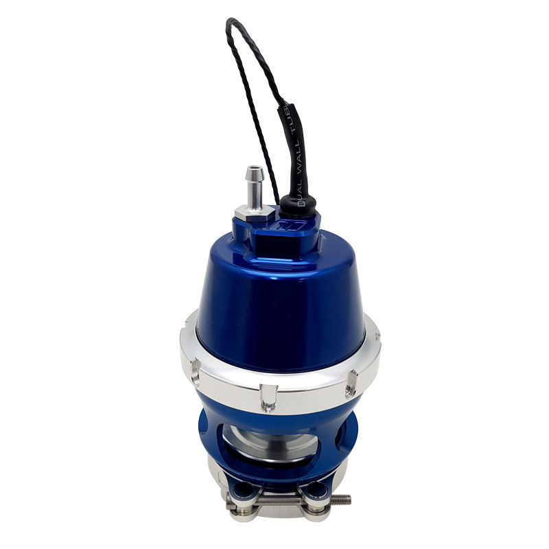 Turbosmart BOV Power Port with Sensor Cap - Blue