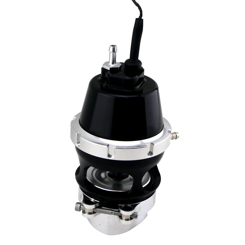 Turbosmart BOV Power Port with Sensor Cap - Black