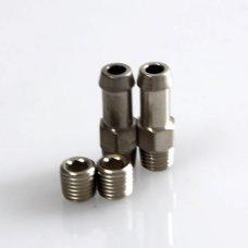 Turbosmart 1/16NPT 6mm Hose Tail Fittings + Blanks
