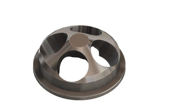 Turbosmart ALV 4-1 Weld Flange