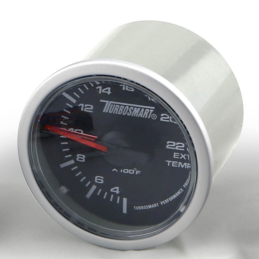 Turbosmart Gauge - Electric - Boost Only 60 PSI