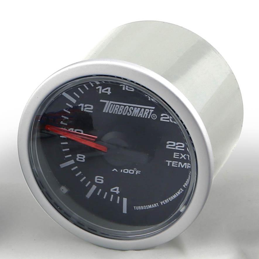 Turbosmart Gauge - Electric - EGT 0 to 2200 Deg F
