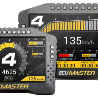 ECU Master ADU Dash Display