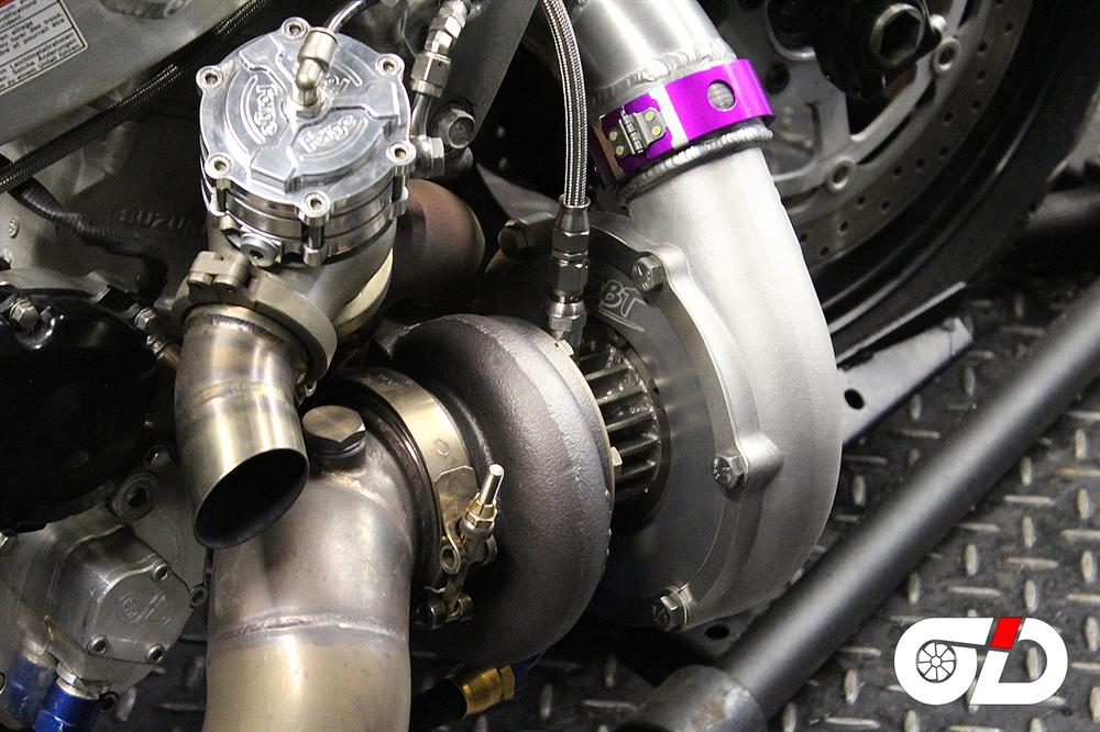Owen Developments GBT Turbo 69 Series
