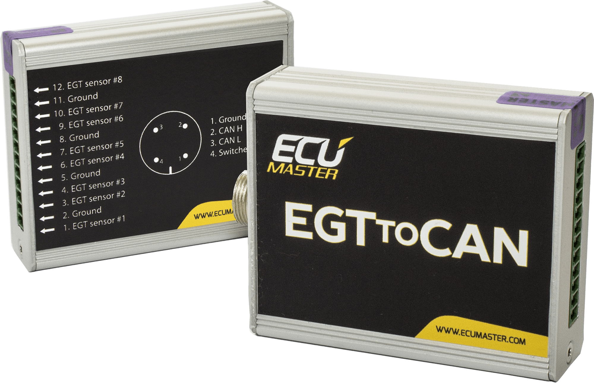 ECU Master EGT to CAN Module